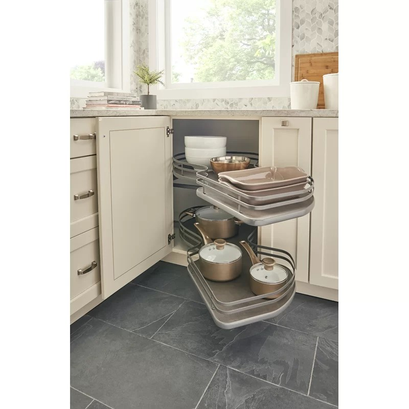title | Blind Corner Kitchen Cabinet Organizers