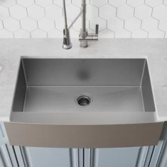 Country Kitchen Sink Cabinet Glass Doors Farmhouse Sinks You Ll Love Wayfair Quickview