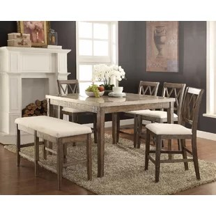 kitchen table top kitchens ideas marble dining tables you ll love wayfair quickview