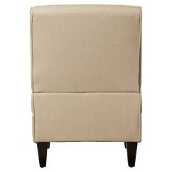 Brown Slipper Chair Bungee Desk Klein Reviews Allmodern