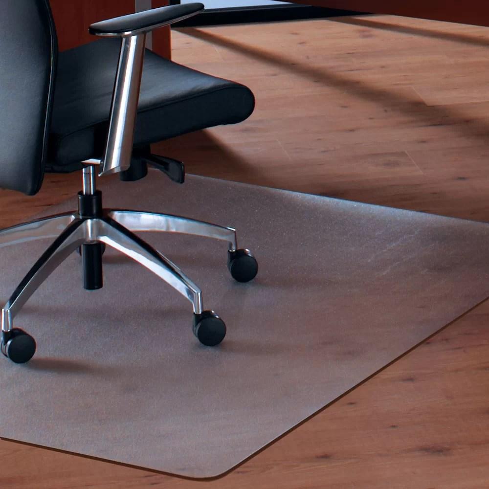 desk chair mat for high pile carpet sprout reviews floortex cleartex mega beveled wayfair