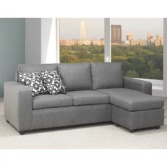 E Saving Sectional Sofas Dark Sofa Living Room Designs Small Scale Sectionals You Ll Love Wayfair Ca Deborah Reversible