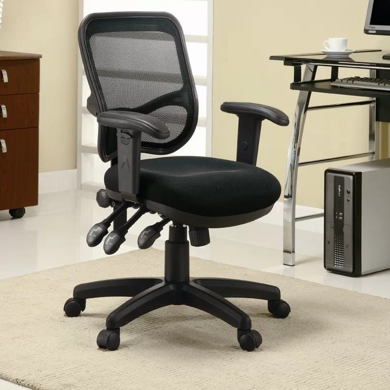 home desk chairs drafting chair for standing wildon contemporary mesh wayfair