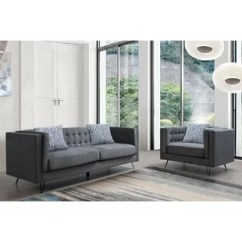 Living Room With Sofa And Two Accent Chairs Small Design Photos Sets You Ll Love Wayfair Manoel 2 Piece Set