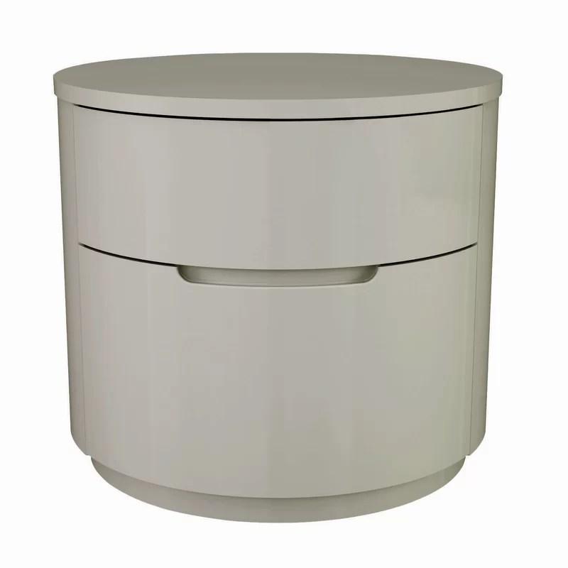 blu dot real good chair papasan ikea moonlight 2 drawer nightstand & reviews   allmodern