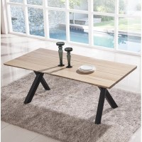 Williston Forge Greaney Live Edge Dining Table
