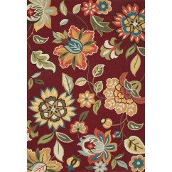 Chair Covers Oriental Trading Wheelchair Accessories The Conestoga Co Hand Tufted Red Green Area Rug