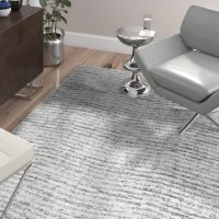 Wade Logan Bismark Grey Area Rug & Reviews