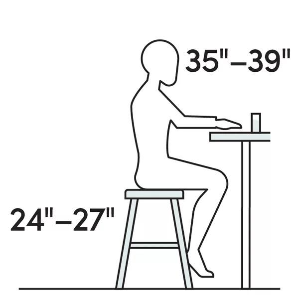counter height chair pride go bar stools you ll love wayfair