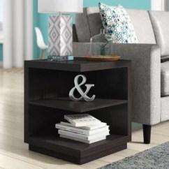 Living Room End Tables Rattan Set Kayla Table Wayfair