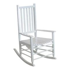 Rocking Chair White Outdoor Lift Recliner Chairs Modern Allmodern Quickview Black