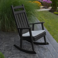 Gastonville Classic Porch Rocking Chair & Reviews