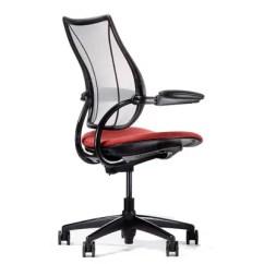 Diffrient Smart Chair Posture Cushion For Humanscale Mesh Desk Wayfair Liberty