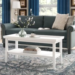 Coffee Tables For Small Living Rooms Clean Modern Room Design Extra Wayfair Quickview