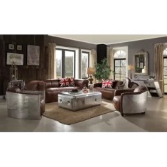 Industrial Living Room Furniture How To Decorate A With Fireplace Sets You Ll Love Wayfair Annessia Configurable Set