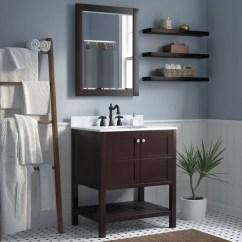 One And A Half Chair Canada Rocking Nursery Bathroom Vanities You'll Love | Wayfair.ca