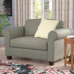 One And A Half Chair Clear Covers Wayfair Blackmon