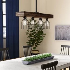 Kitchen Island Light Countertops White Pendants Birch Lane Cosima 4 Pendant