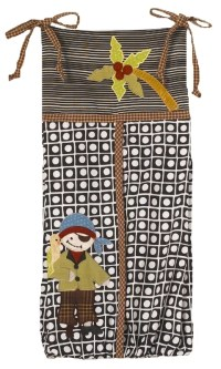 Cotton Tale Pirates Cove 10 Piece Crib Bedding Set