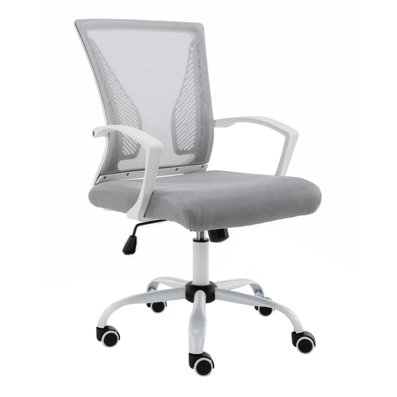 white mesh office chair canada pottery barn chairs baby vandue corporation desk & reviews | wayfair