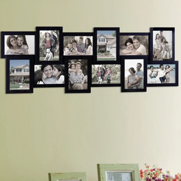Adecotrading 12 Opening Collage Frame &