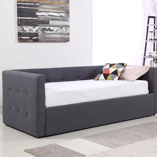 pull out sofa beds uk liatorp table hack guest bed wayfair co bridgeyate linen fabric 3 seater fold