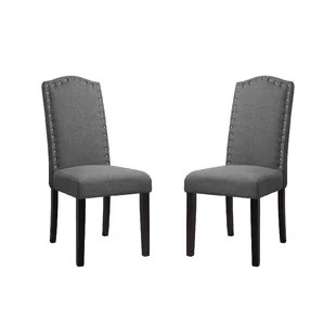 affordable upholstered dining chairs fishing chair boat joss main quickview