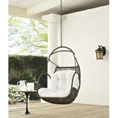 Swing Chair Lagos Ergonomic Good Posture Indoor Chairs Hammock You Ll Love Wayfair Holladay
