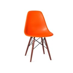 Orange Kitchen Chairs Barbie Gourmet Dining You Ll Love Wayfair Ca