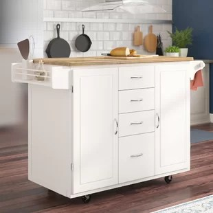 kitchen portable island gas ranges islands carts you ll love wayfair quickview