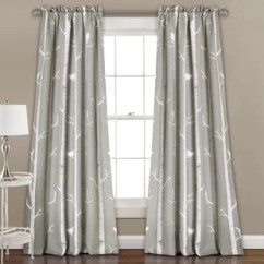 Living Room Curtain Pics Best Wall Color For Small Modern Curtains And Drapes Allmodern Quickview