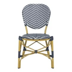 Outdoor French Bistro Chairs Chair Covers To Fit Ikea Dining Modern Contemporary Allmodern Quickview