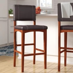 Stool Chair In Chinese Regalo Portable Booster Activity Chippendale Bar Wayfair Burtch 30