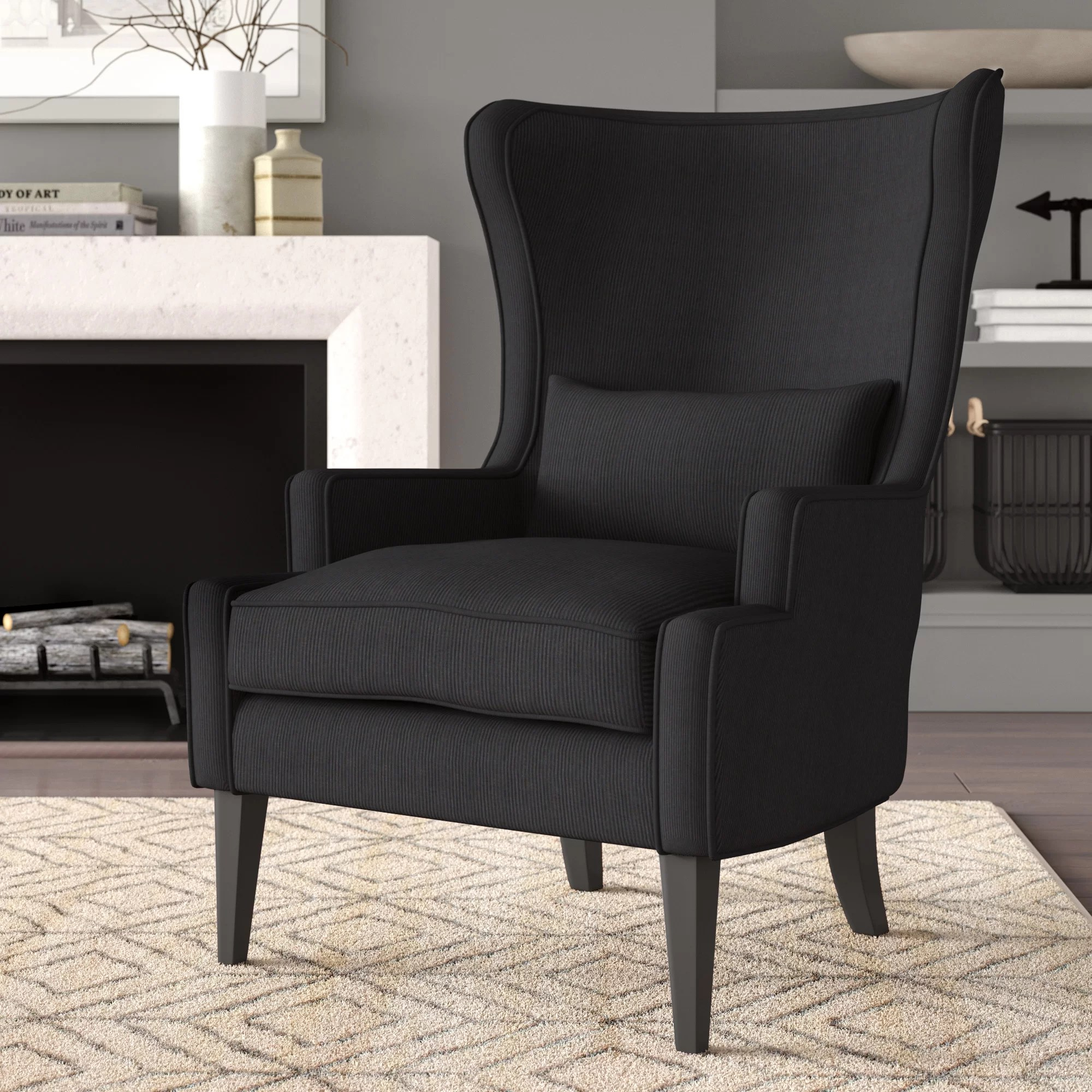 Wing Back Chairs Roma Wingback Chair