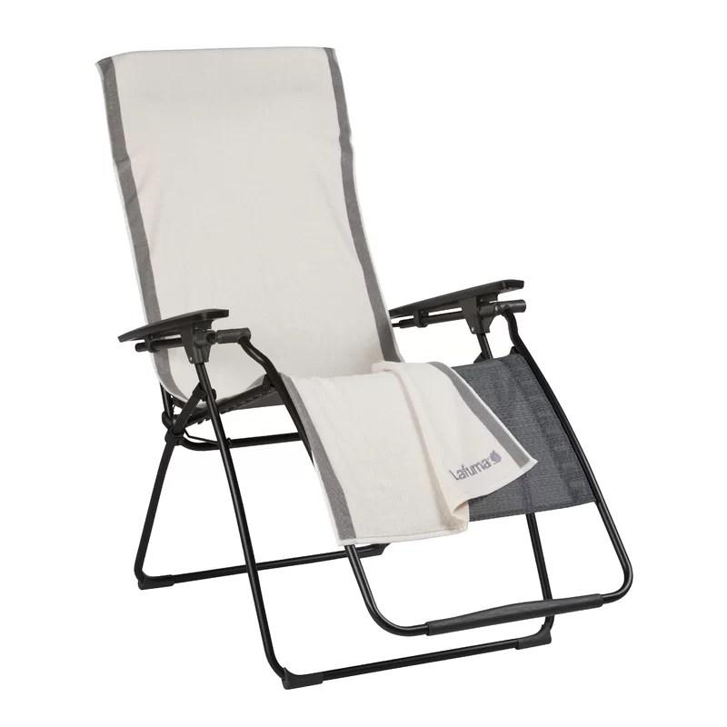 cotton recliner chair covers black disposable lafuma 100 towel cover wayfair