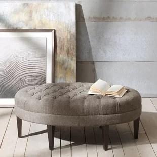 ottoman tables living room hutches coffee table combo wayfair keats cocktail