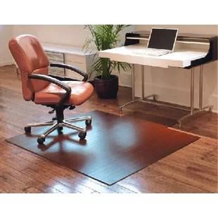 chair mat for hardwood floors covers sale mats you ll love wayfair quickview