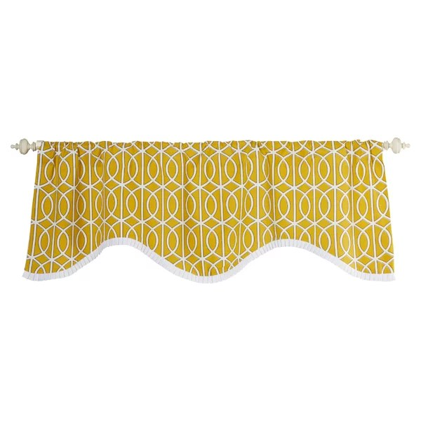 kitchen sheers bars for sale window valances cafe curtains you ll love wayfair ca