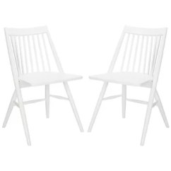 White Plastic Dining Chairs Floral Rocking Chair Cushions Modern Allmodern Quickview
