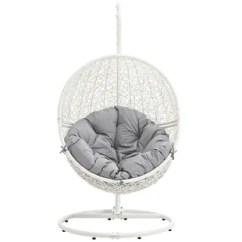 Hanging Chair Lahore Office The Range Modern Single Swing Chairs Hammocks Allmodern Quickview
