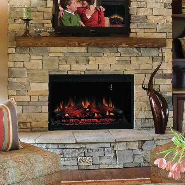 Classic Flame 36 Electric Fireplace Insert  Reviews  Wayfair