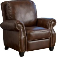 Recliner Chair Leather Folding Bungee Recliners You Ll Love Wayfair Quickview