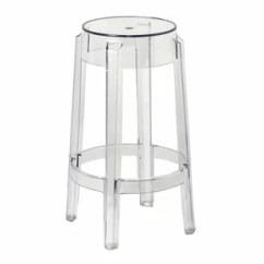 Ghost Chair Bar Stool Hanging Hammock Chairs Modern Contemporary Clear Acrylic Stools Allmodern Quickview