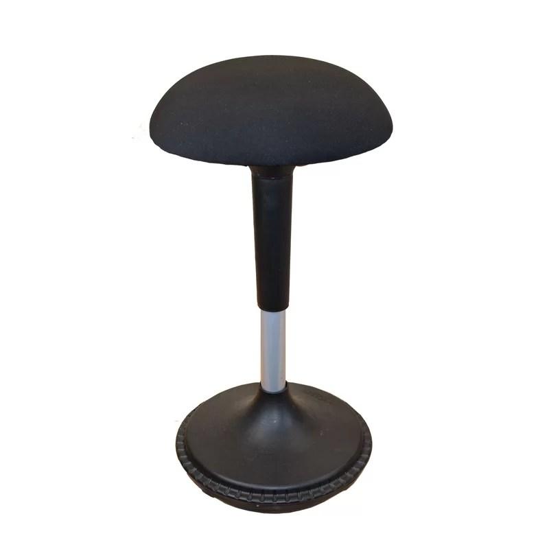 wobble chair uk swivel bar stool uncaged ergonomics height adjustable active reviews wayfair