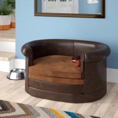 Oval Sofa Saddlemen Road Goldwing 1500 Archie Oscar Deon Cushy Dog Wayfair Oscardeon