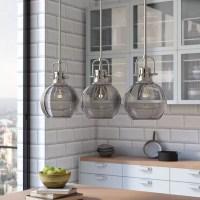 Burner 3-Light Kitchen Island Pendant & Reviews | Birch Lane