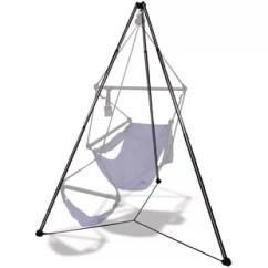 Swing Chair With Stand Kuwait Steel In Chennai Indoor Hanging Wayfair Aluminum Hammock