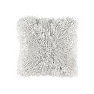 white cushion chair healthmark inversion faux fur seat wayfair quickview