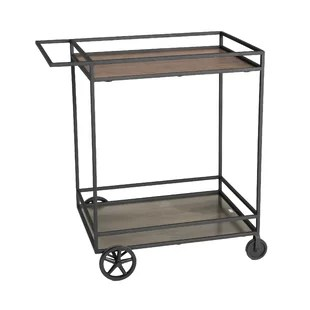 chariot de barre de chariot de style de vie desilets