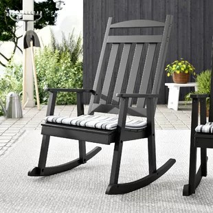outdoor rocking chairs folding chair travel patio gliders you ll love wayfair quickview